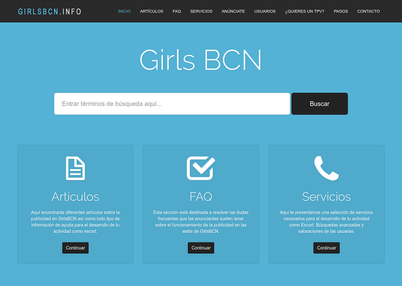 GirlsBCN Info